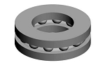 02349 Thrust bearing 6x14x5