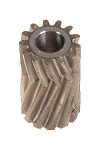04213  Pinion  for  herringbone  gear  13   Teeth  M0.7