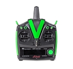 05068 VBar Control Custom Line, black/neon-green, With VBasic Receiver